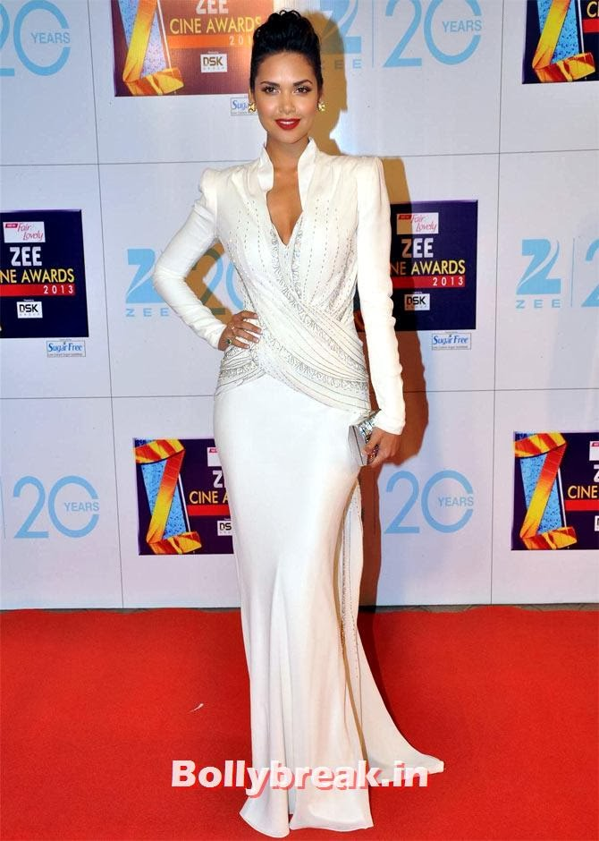 Esha Gupta, Who was Bollywood's BEST DRESSED actresses of 2013?