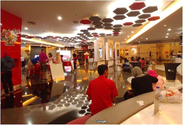 Grapari Telkomsel Pondok Indah
