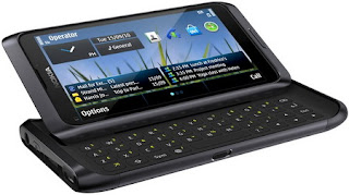 Nokia E7 Symbian^3-based business smartphone announced