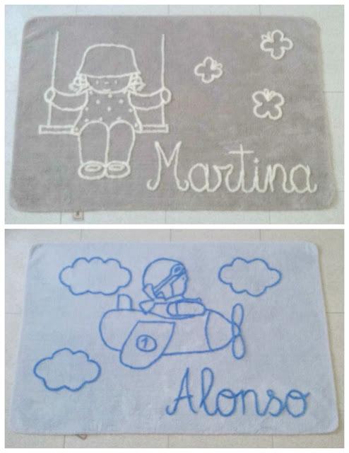 alfombras-infantiles-personalizadas-nombre-lavables-lavadora