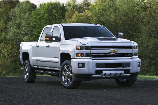 Lastest 2017 Chevrolet Silverado 2500HD Review  Car And Driver Review