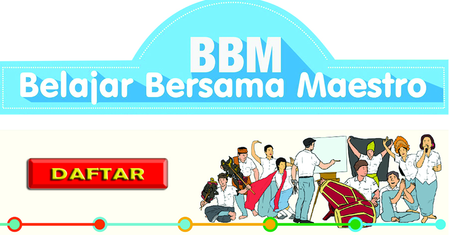 Ayo Ikutan Program Magang Belajar Bersama Maestro Bbm