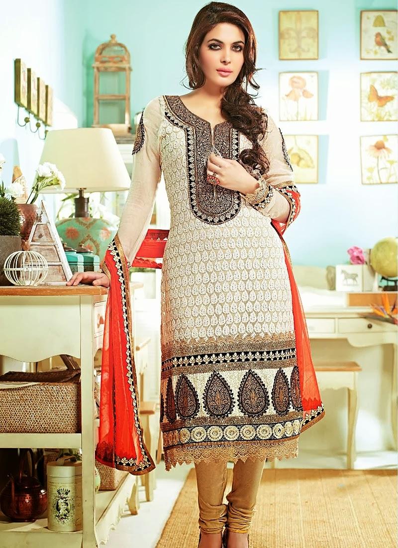 Latest Design Ladies: Latest Salwar Kameez Trends In Pakistan For Fall-Winter