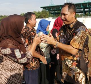 Silaturahim Sebagai Ajang Komunikasi Dalam Mencapai Kesuksesan Pembangunan di Kota Cirebon .