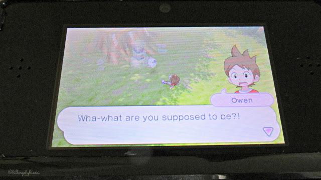 Screen Capture for Yo-Kai Watch