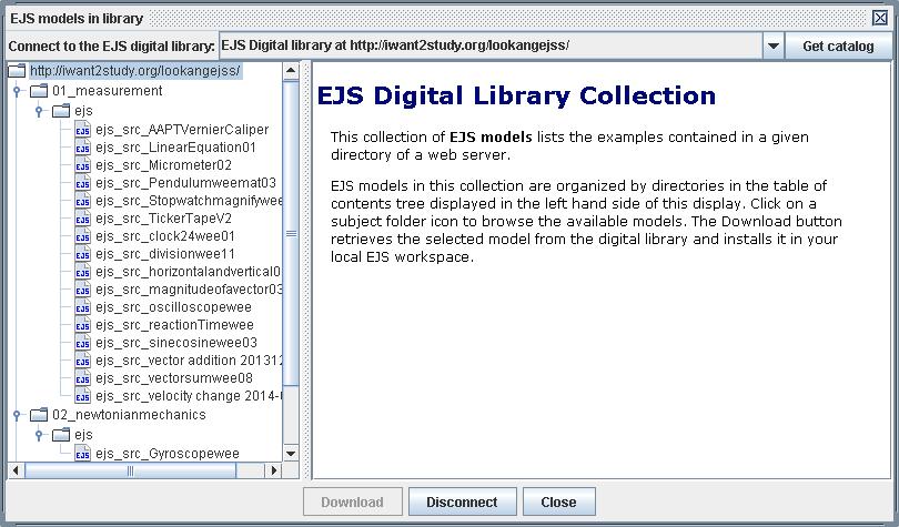 Singapore Easy JavaScript Simulation Digital Library