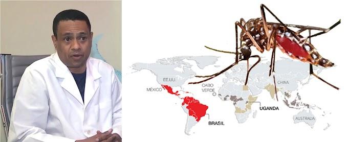 Doctor Tapia Mendoza advierte viajes a RD y El Caribe podrían aumentar casos de Zika en NY