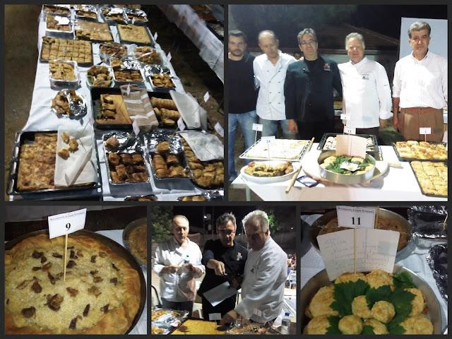 Γιάννενα: Δαγωνισμός Ηπειρώτικης πίτας της Φιλοπρόοδης Κίνησης Κοσμηράς