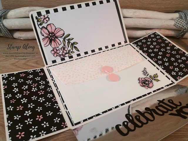 Stampin'Up! Petal Passion DSP en Memories & More