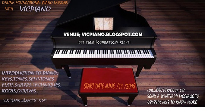 FOUNDATIONAL ONLINE PIANO LESSONS WITH VICPIANO