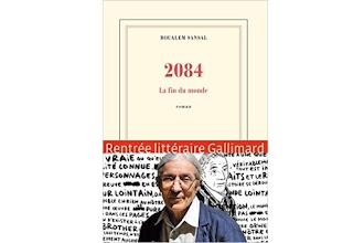 Lundi Librairie : 2084 : la fin du monde - Boualem Sansal