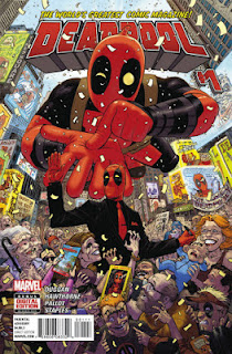 Deadpool Vol 4 1 - Deadpool Volumen #1 #2 #3 y #4 [mega]