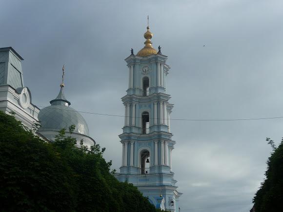 Суми. Спасо-Преображенський собор. 1782 р. УПЦ МП