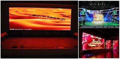 Thi công màn hình led p4 giá rẻ tại quận Tân Phú