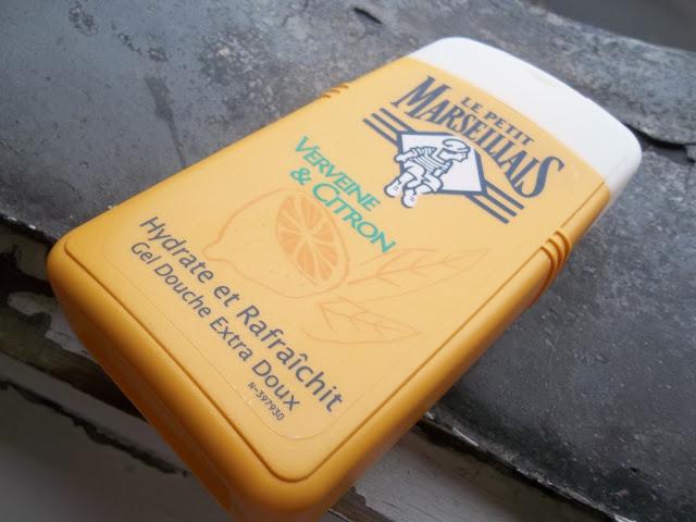 Gel Douche Extra Doux Verveine Citron - Le Petit Marseillais