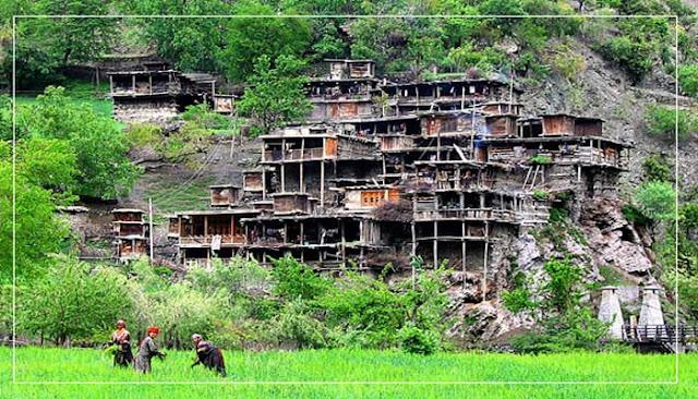 Lembah Kalash