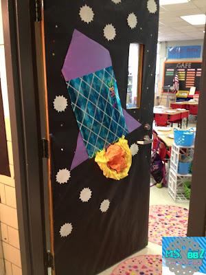 Ms. BBZ: Door Decorations