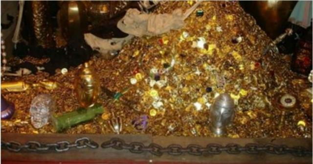 Δεν πίστευαν στα μάτια τους! Βρήκαν αμύθητο θησαυρό 9 εκατομμυρίων σε ναυάγιο 500 ετών – Δείτε εντυπωσιακές φωτογραφίες