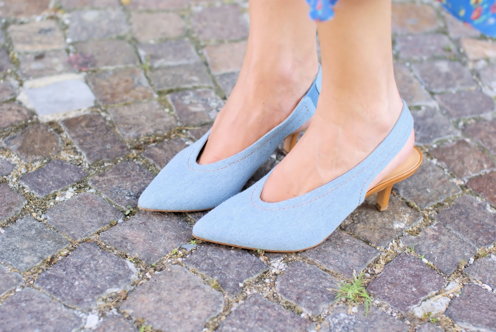 Giovanni Fabiani denim shoes on Fashion and Cookies fashion blog, fashion blogger style