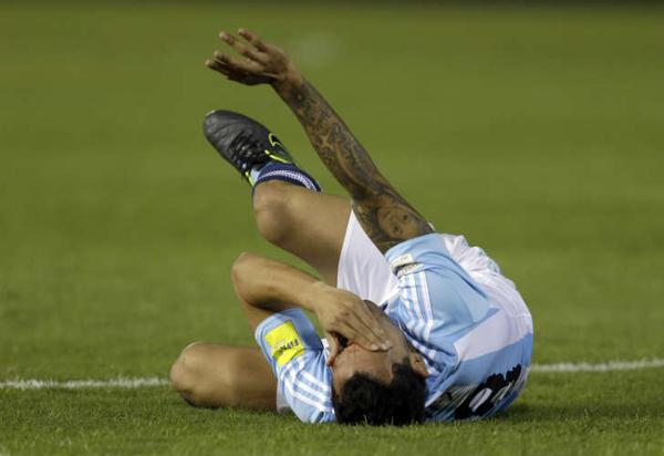 910cb4d7b Paraguay y Argentina empataron (0-0) por la segunda fecha de las Eliminatorias  sudamericanas para Rusia 2018.