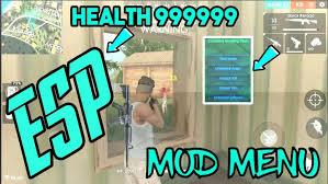 FREE FIRE VIP MOD APK - UNLIMITED HEALTH GHOST MOD APK