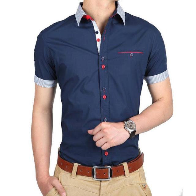 Camisas Slim Fit - Entalladas