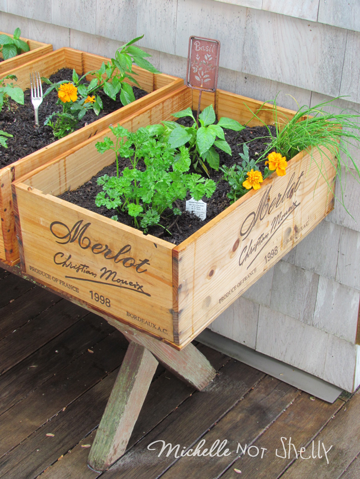 Garden Box Ideas Garden Ideas And Garden Design