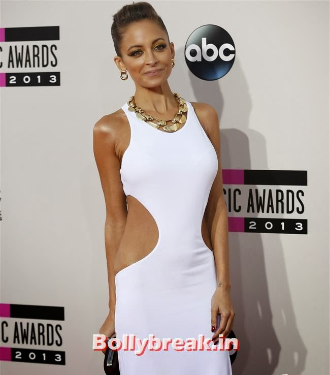 Nicole Richie, American Music Awards 2013