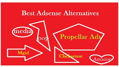 top adsense alternatives