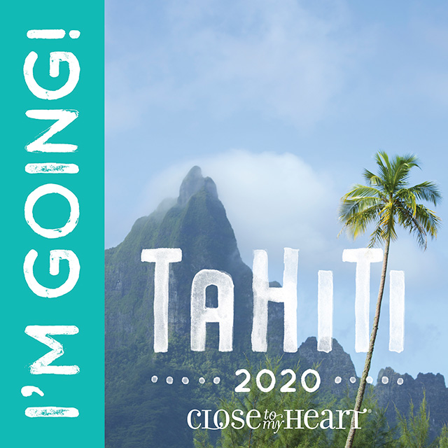 Tahiti Here I Come!