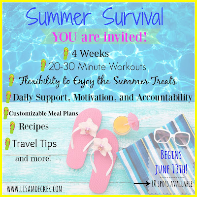 Meal Planning, Customized Meal Planning, 21 Day Fix, Cize, Healthy Summer Tips, PiYO, Health and Fitness Accountability Groups, Beachbody Coach, Healthy Travel Tips, Successfully Fit, Lisa Decker