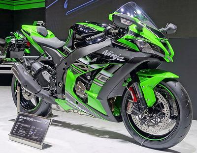 Motor Sport Kawasaki Ninja Terbaru