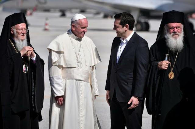 Μετά τον Πάπα, ακολουθεί ο 6ος Στόλος