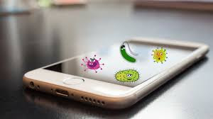 Smartphones and Germs