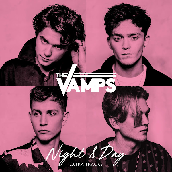 The Vamps - Night & Day (Extra Tracks) - EP Cover