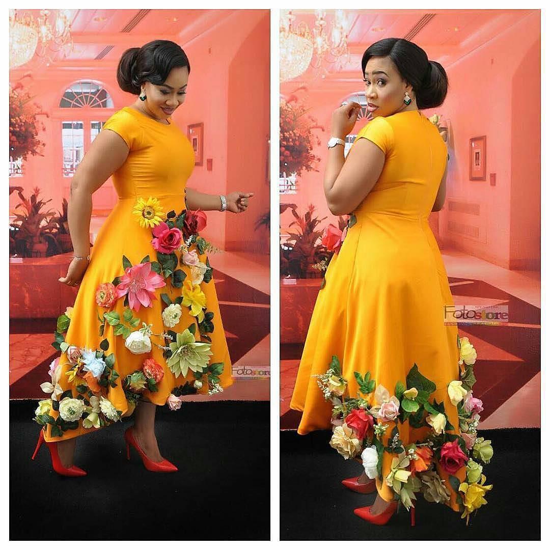 Stunning bridal satin Style » Od9jastyles.com