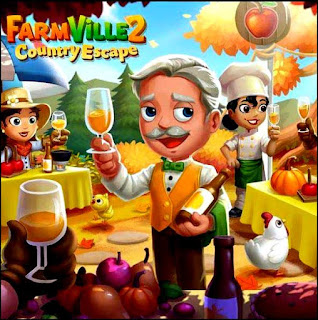 FarmVille 2 Country Escape, Sommelier, Wines