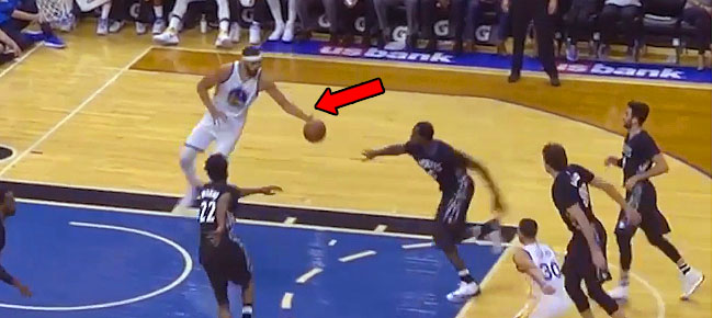 JaVale McGee  - Shaqtin' A Fool Moment vs Timberwolves (VIDEO)