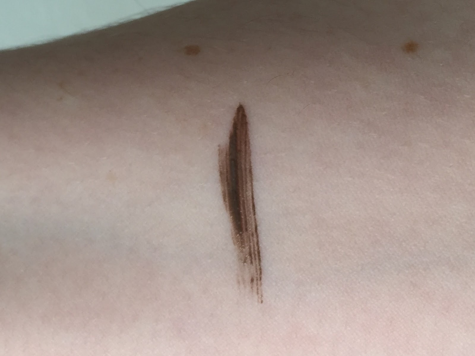 auxiliary beauty glossier boy brow in brown and some brow related