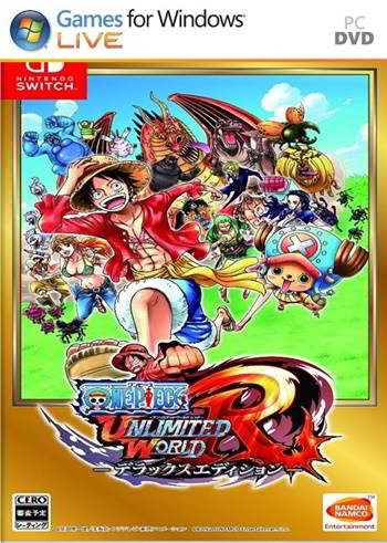 One Piece Unlimited World Red Deluxe Edition PC Full CompucaliTV