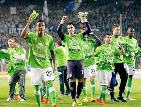 Đội bóng Wolfsburg