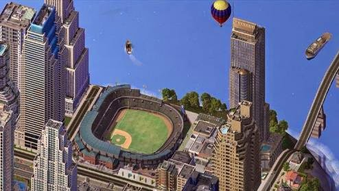 Games SimCity 4 Deluxe Edition