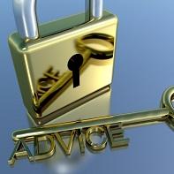 Advice key