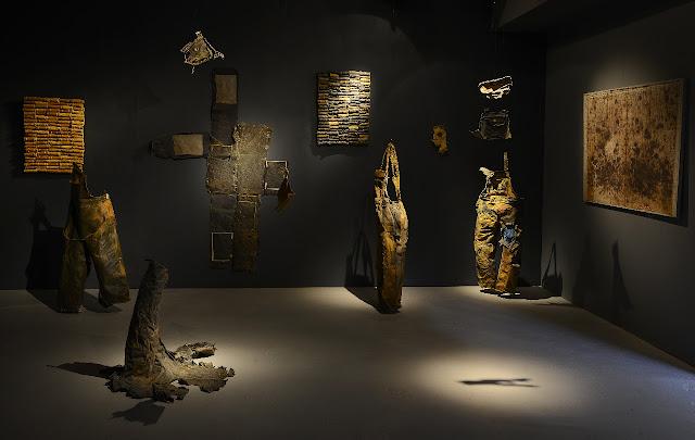 art textile contemporain, chiffonnière
