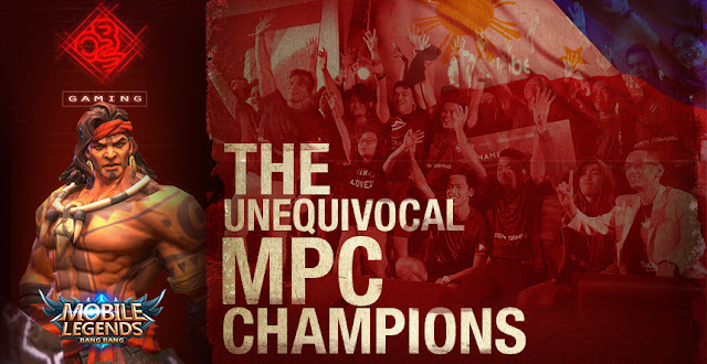 OBS - Juara Dunia MPC yang tidak pasti!..