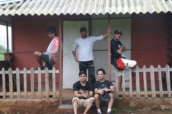 Rajmachi stay cottages