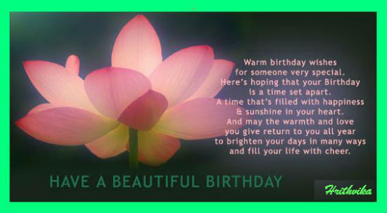 birthday wishes top 10 beautiful birthday wishes and images