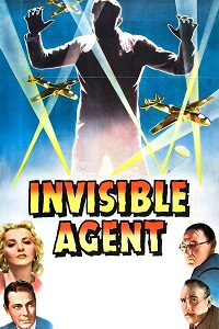 Poster Invisible Agent