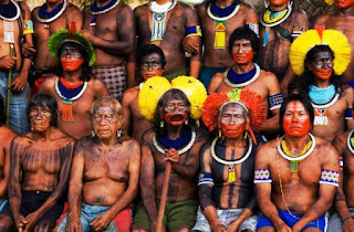 Brazil Indigenous groups