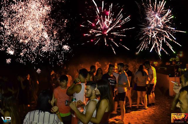 Κέφι, χορός και διασκέδαση στο καλοκαιρινό beach party στη Νέα Επίδαυρο